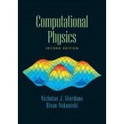 Computational Physics by Nicholas J. Giordano
