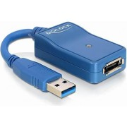 Adapter DELOCK, USB 3.0-A (M) na eSATA (Ž)
