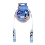 Disney Mickey Plastic Rainbow Jump Rope - Blue