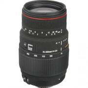 Sigma 70-300mm f/4-5.6 dg macro - canon - 2 anni di garanzia