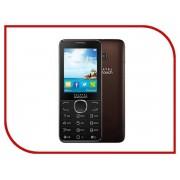 Сотовый телефон Alcatel OneTouch 2007D Dark Chocolate