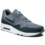Обувки NIKE - Air Max 1 Ultra 2.0 Moire 918189 400 Armory Blue/Amory Navy