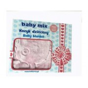 Patura Copii Baby Mix Tg 6159 Pink
