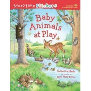 Baby Animals at Play by Katherine Ryals