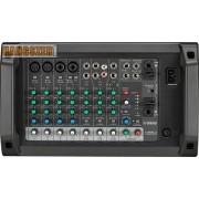 YAMAHA EMX 212S power mixer keverő erősítő