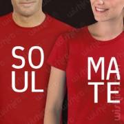 Conjunto 2 t-shirts Soulmate