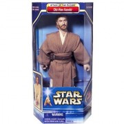 Star Wars AOTC Obi Wan Kenobi 12in Collectors Figure