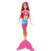 Barbie DHM47 - Sirena Rainbow