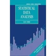 Statistical Data Analysis by Glen Cowan