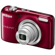Aparat Foto Digital NIKON COOLPIX L31 (Rosu), Filmare HD, 16.1 MP, Zoom optic 5x