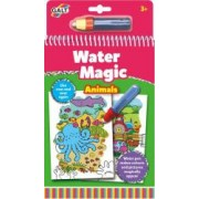 Water Magic Carte de colorat Animalute