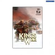 Kings of War: Dwarf Forge Guard Detachment (20+wm)