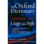 The Oxford Dictionary of Usage and Style by Bryan A. Garner