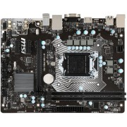 Placa de baza MSI H110M PRO-VH, Intel H110, LGA 1151