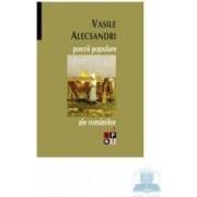 Poezii populare I+II- Vasile Alecsandri