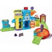 Jucarie bebelusi Vtech Toot Toot Drivers Police Station