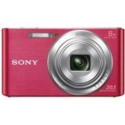 Aparat Foto Sony DSC-W830 (Roz), HD Ready, 20.1 MP