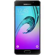Samsung Galaxy A3 2016 Smartphone débloqué 4G (Ecran: 4,7 pouces - 16 Go - Simple Nano-SIM - Android) Noir (Import Allemagne) Multilingue