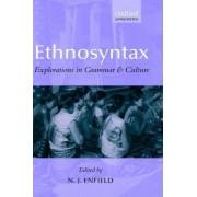 Ethnosyntax by N. J. Enfield