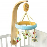 Little Bird Told Me Luxury Cot Mobile