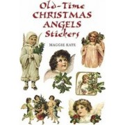 Old-Time Christmas Angels Stickers by Maggie Kate