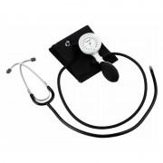Tensiometru mecanic Riester e-mega cu stetoscop