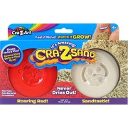 Cra-Z-Art Cra-Z-Sand (2-Pack), Assorted Colors, Color May Vary