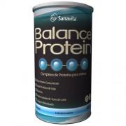Balance Protein Sanavita Complexo Proteico Para Atletas Sabor Baunilha 400 G