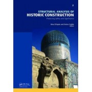Structural Analysis of Historic Construction: Preserving Safety and Significance by Dina D'Ayala