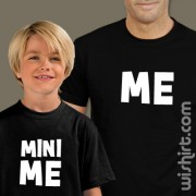 T-shirts Mini Me - Pai