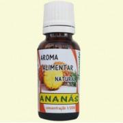Elegante Aroma Natural de Ananás