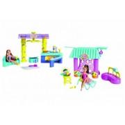 Polly Pocket: Ultimate fiesta en la piscina Playset - Lea