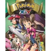 Pokemon XY by Hidenori Kusaka