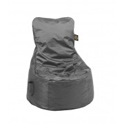 Bonito felfújható fotel szürke #364
