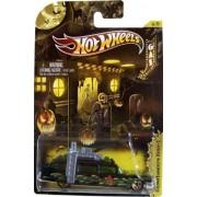 2012 Hot Wheels Halloween Cars (4/5) - Ghostbusters Ecto-1