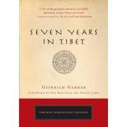 Seven Years in Tibet, Paperback