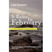 It Rains in February by Leila Summers