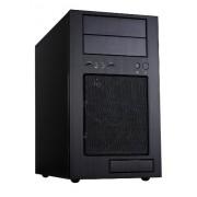 SilverStone TJ08B-E Case PC Tower Temjin 08 E, Nero