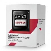 AMD AM1 Sempron 3850 Box Processore da 1.3 GHz, 2 MB Cache, 25 W, Nero