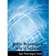 Modern Meteorology by Royal Meteorolog Society