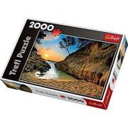 Trefl Sunrise Costa Brava Spain Puzzle (2000 Pieces)