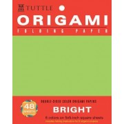 Origami Folding Paper: Bright by Tuttle Publishing