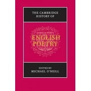 The Cambridge History of English Poetry by Michael O'Neill
