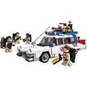Lego Cuusoo Ghostbusters Ecto-1 with 4 Minifigures
