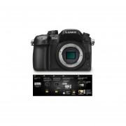 Panasonic Panasonic Lumix DMC-GH4 Mirrorless Digital Camera Body, 4K Video Recording With Free Panasonic DMW-SFU1-VLOG V-Log L Function Firmware Upgrade Kit