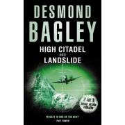 High Citadel / Landslide by Desmond Bagley