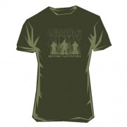 Camiseta Muscle Army Soldier