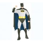 Rubbies - Disfraz de Batman para hombre, talla S (16867S)