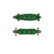Longboardsticker Marijuana 4
