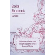 Growing Blackcurrants - With Information on Planting, Pruning, Watering, Picking and Other Aspects of Blackcurrant Cultivation by E. G. Gilbert